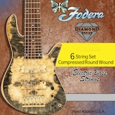 6 String Sets (Nickel&Steel)